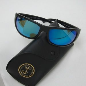 c00df9d988 Ray-Ban Accessories - RayBan RB4283-CH CHROMANCE Men s Sunglasses OLL827